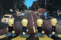 Abbey Road Cantina Band
