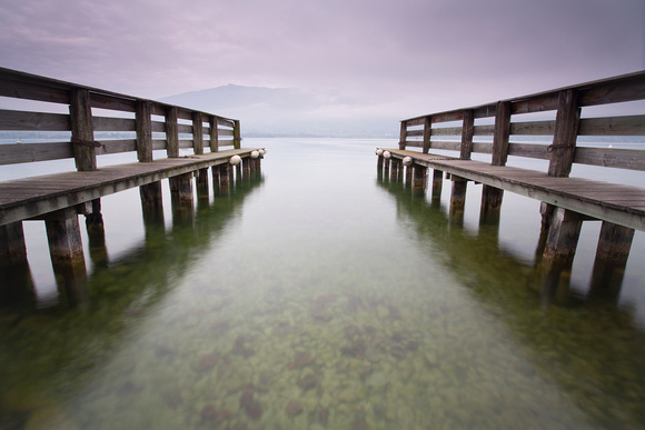 Lake Annecy Pier_1