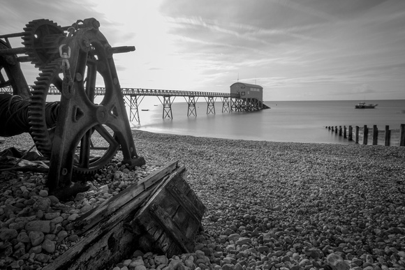 Selsey Lifeboat Station Relics