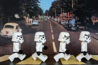 Abbey Road Stormtroopers